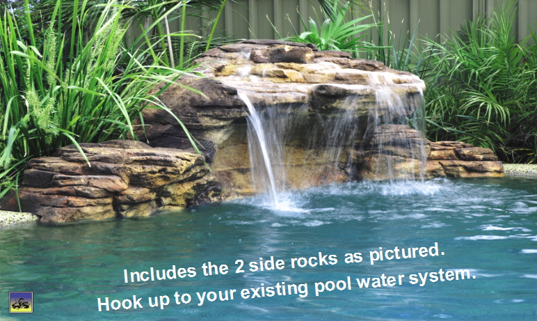 Pool Waterfall Kit