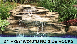 SunDance Swimming Pool Waterfall Kit